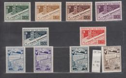 Repubblica Di San Marino - 1943 - Sass. 228/237 ** - Nuevos