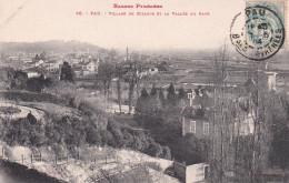 BIZANOS. 64. Le Village Et La Vallée Du Gave. - Bizanos