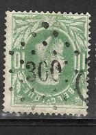 6Wz-129: N° 30: Ps300: PUERS - 1869-1883 Leopold II.