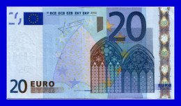 "20 EURO ""E"" SLOVAKIA FIRMA TRICHET G012 A1  CIRCULATED SEE SCAN!!!E02050071114 - 20 Euro"