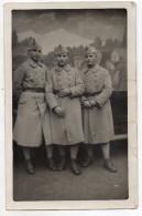 3 Soldats Du 14ème R.I. - Classe 1931 - Régiments