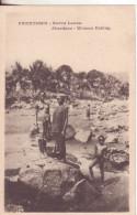 9-Sierra Leone-Donne Pescatrici-Tema:Mestieri-Donnine-Osé-v.1906 X Paris - Sierra Leone