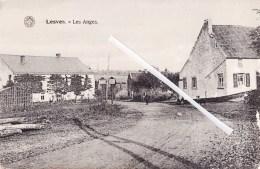 LESVES - Les Anges - Superbe Carte ( Certainement Passage à Niveau) - Illustratoren & Fotografen