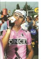 Tour De France - Laurent Jalabert ( Jaja ) - Juillet 1997 Forges Les Eaux - Cpm Club Neudin - Tirage Limité à 2000 Exp - Radsport