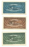 3 Notgeldscheine Weitersfelden 10, 20 + 50 H - Erste Auflage - Oesterreich