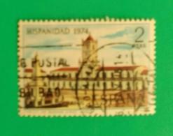ESPAÑA 1974.  USADO - USED. - 1931-Heute: 2. Rep. - ... Juan Carlos I