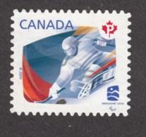 Canada, Hockey Sur Luge, Handisport, Jeux Paralympiques De Vancouver, Handicaps, Handicapé, Jeux Olympiques - Handisport