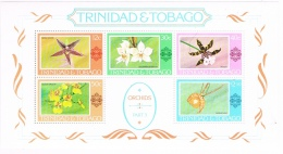 BL 35 TRINIDAD&TOBAGO  XX  YVERT BLOK 23  ZIE SCAN - Trinité & Tobago (1962-...)