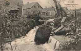 CPA - Nord-Pas-de-Calais-Picardie - 62143 Angres - Au Bord Du Ruisseau Pendant La Guerre 14/18 - Souchezbach - 1917 - Allemagne