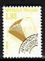 1990-PREO N°214** LUXE-DENTELE 13 - Vorausentwertungen