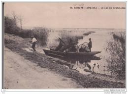 44. Loire Atlantique . Bouyae : Le Lac De Grand Lleu . - Bouaye