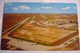 AEROPORT / AIRPORT / FLUGHAFEN       CHICAGO O HARE - Aerodromi