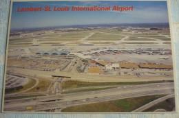 AEROPORT / AIRPORT / FLUGHAFEN   LAMBERT ST LOUIS AIRPORT - Aerodrome