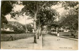 Dahomey Benin Une Rue De PORTO NOVO - Dahomey