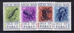 ISLE OF PABAY 1965 EUROPA CEPT  MNH - 1965