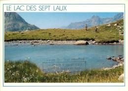 CPSM Le Lac Des Sept Laux   L2088 - Ohne Zuordnung