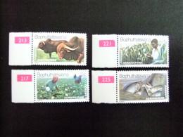 AFRIQUE DU SUD BOPHUTHATSWANA 1979 Agriculture Yvert Nº 51 / 54 ** MNH - Bofutatsuana