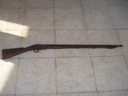 FUSIL BROWN BESS   SILEX     1ER EMPIRE NAPOLEON N°3 ANGLAIS - Armes Neutralisées