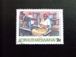 AFRIQUE DU SUD BOPHUTHATSWANA 1985 Couture De Sacs Yvert Nº 149 º FU - Bofutatsuana