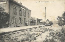 62  BLENDECQUES  LA  GARE - France