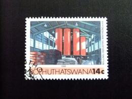 AFRIQUE DU SUD BOPHUTHATSWANA 1986 Minoterie à Mafeking Yvert Nº 169 º FU - Bofutatsuana