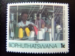 AFRIQUE DU SUD BOPHUTHATSWANA 1985 Filature Yvert Nº 148 ** MNH - Bofutatsuana