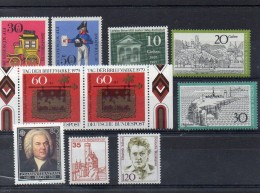 ALLEMAGNE  Timbres Neufs **      (ref 2691 ) - [7] Federal Republic