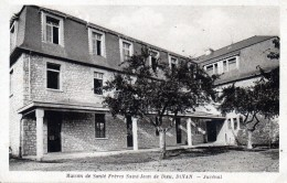 22 Dinan Maison De Santé Frères St Jean De Dieu Juvénal - Dinan