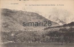 LE FAYET SAINT GERVAIS LES BAINS - N° 36 - LE PRARION - France