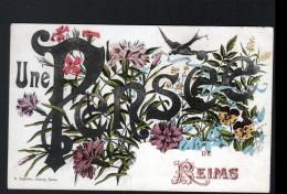51, UNE PENSEE DE REIMS - Reims