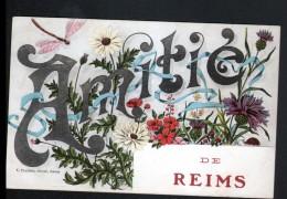 51, AMITIE DE REIMS - Reims