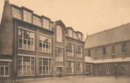 GROTENBERGE / ZOTTEGEM / KOSTSCHOOL ST FRANSICUS VAN ASSISIE / VOORGEVEL - Zottegem