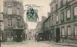 MOUY - Rue Gambetta -I - Mouy
