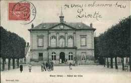 MOUY - Hôtel De Ville - Mouy
