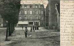 MOUY - Grand Hôtel Des Voyageurs - Mouy