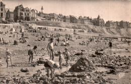 80 ONIVAL LA PLAGE CPSM CIRCULEE 1957 - Onival