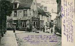 MOUY - Rue De Clermont - Mouy