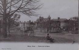 MOUY - Place De La Gare - Mouy