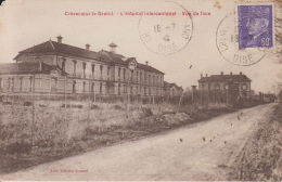CREVECOEUR Le GRAND -  L'Hôpital Intercantonal - Vue De Face - Crevecoeur Le Grand