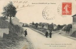 91 ENTREE DE CHAMPLAN PAR PALAISEAU - France