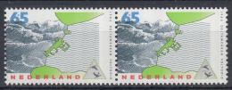 Nederland - Plaatfout 1361 PM – Paartje/rechter Zegel -postfris/MNH - Mast 7e Editie 2013 - Plaatfouten En Curiosa