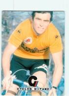 Bernard HINAULT . 2 Scans.  Cyclisme. Renault Gitane - Ciclismo