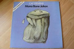 Cat Stevens - Mona Bone Jakon ( Avec : My Lady D'Arbanville ) - 33T - 1975 - Rock