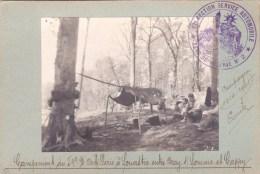 CAMPAGNE  1914/1915   ---   SOUASTRE - Altri Comuni