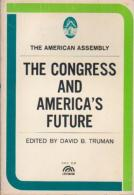 The Congress And America's Future Edited By David B. Truman - Books, Magazines, Comics