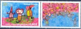CG 2010-249 JOY OF EUROP, MONTENEGRO CRNA GORA, 1 X 1v, MNH - Montenegro