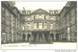 67 STRASBOURG L'hôtel De Ville - Strasbourg