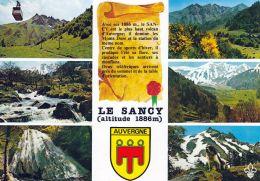 1 AK Frankreich * Puy De Sancy Mit 1886 M Die Höchste Erhebung Des Französischen Zentralmassivs - Autres Communes