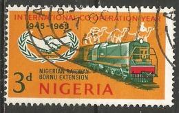 NIGERIA - N° YT 191 Oblit - Nigeria (1961-...)