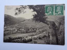 Réf: 11-19-52.                VIEILLEVIE   Panorama. - Other Municipalities